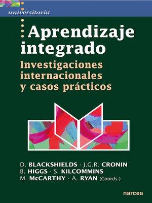 cover image of Aprendizaje integrado