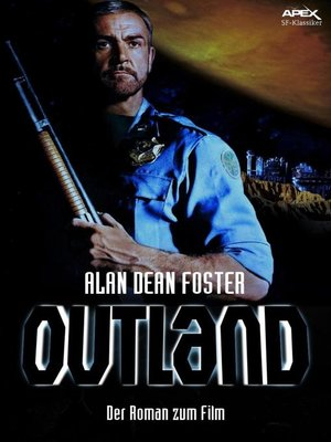 cover image of OUTLAND