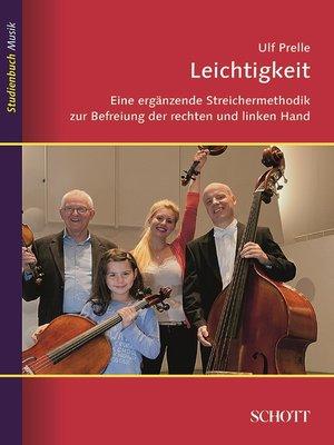 cover image of Leichtigkeit