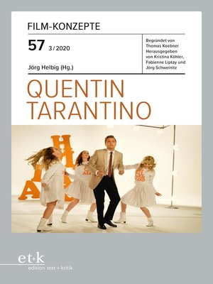 cover image of FILM-KONZEPTE 57--Quentin Tarantino