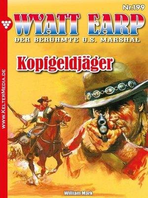 cover image of Wyatt Earp 199 – Western
