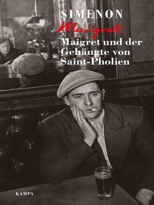 cover image of Maigret und der Gehängte von Saint-Pholien