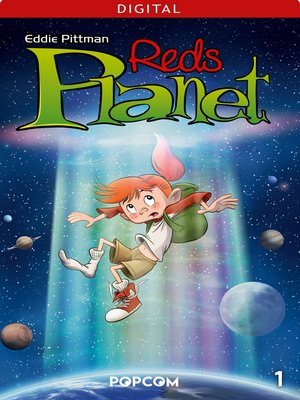 cover image of Reds Planet 01