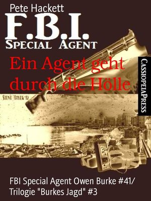 cover image of Ein Agent geht durch die Hölle