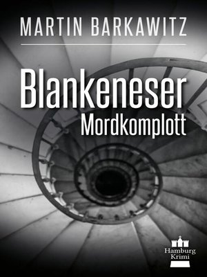 cover image of Blankeneser Mordkomplott