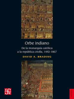 cover image of Orbe indiano