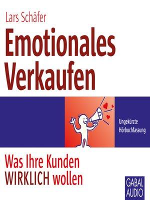 cover image of Emotionales Verkaufen