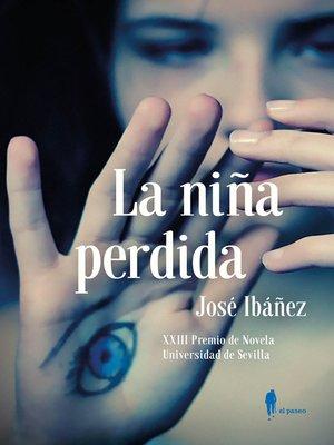cover image of La niña perdida