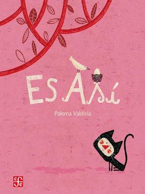 cover image of Es así