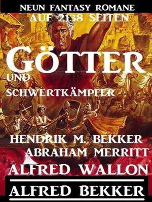 cover image of Götter und Schwertkämpfer