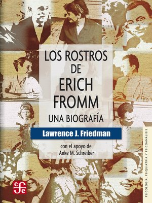 cover image of Los rostros de Erich Fromm
