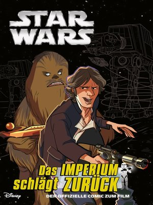 cover image of Star Wars--Das Imperium schlägt zurück Graphic Novel