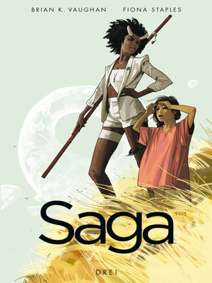 cover image of Saga 3