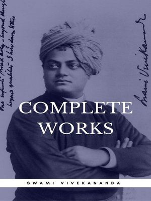 cover image of Complete Works of Swami Vivekananda