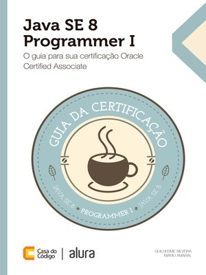 cover image of Java SE 8 Programmer I