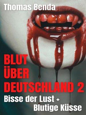 cover image of Blut über Deutschland 2