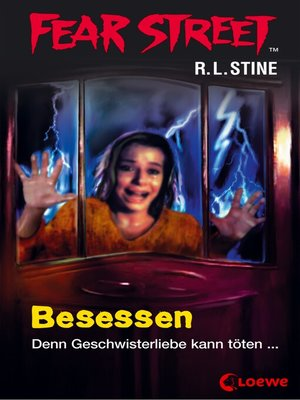 cover image of Fear Street 46--Besessen