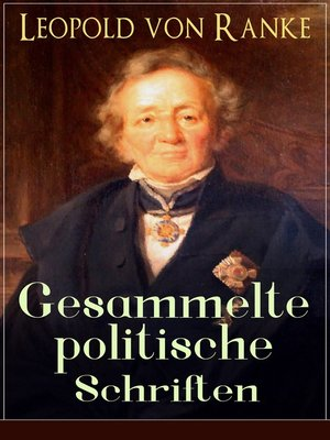cover image of Gesammelte politische Schriften