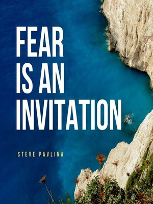 cover image of Fear Is an Invitation