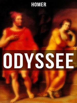 cover image of ODYSSEE