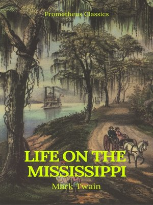 cover image of Life On the Mississippi (Prometheus Classics)