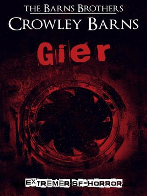 cover image of Gier--Extremer SF-Horror