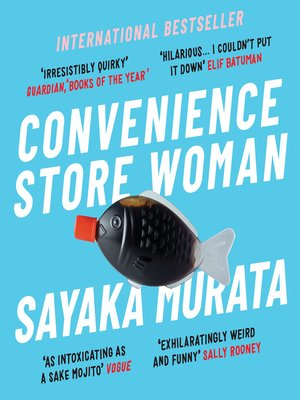 cover image of Convenience Store Woman