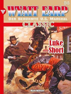 cover image of Wyatt Earp Classic 36 – Western