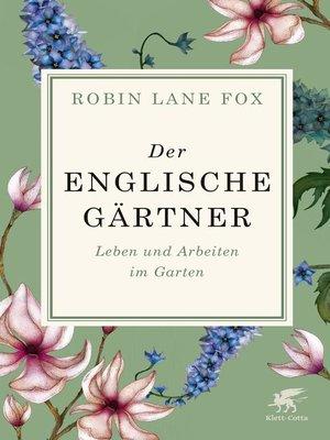 cover image of Der englische Gärtner