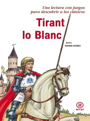 cover image of Tirant lo Blanc