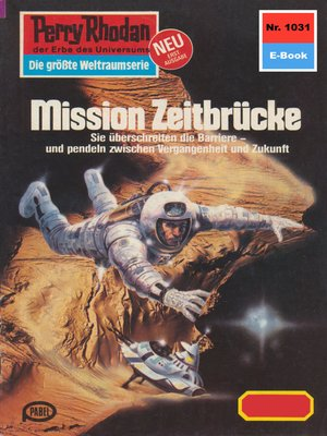 cover image of Perry Rhodan 1031