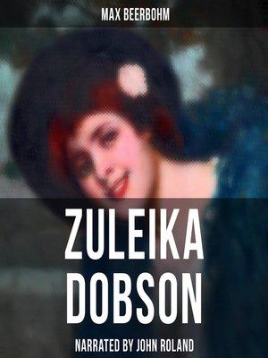 cover image of Zuleika Dobson