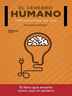 cover image of El cerebro humano