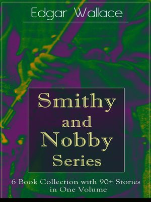 cover image of Smithy and Nobby Series