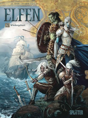 cover image of Elfen. Band 21