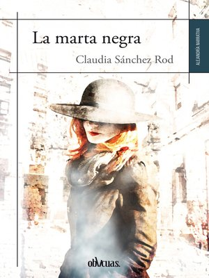 cover image of La marta negra