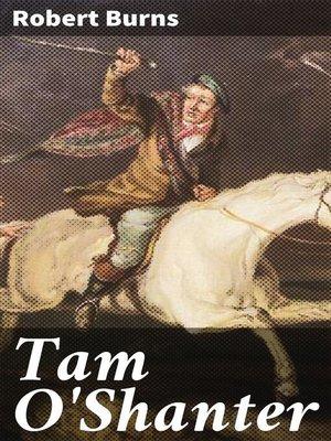 cover image of Tam O'Shanter