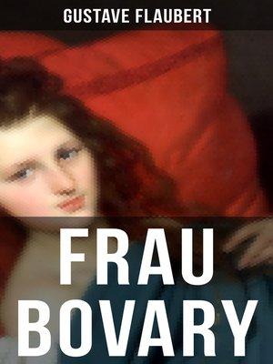 cover image of Frau Bovary