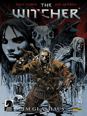 cover image of The Witcher, Band 1--Im Glashaus