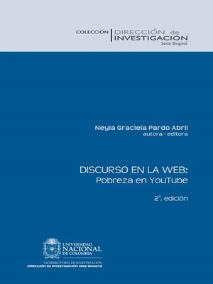 cover image of Discurso en la Web