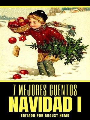 cover image of 7 mejores cuentos--Navidad I
