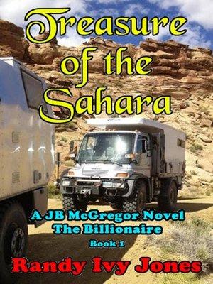 cover image of Treasure of the Sahara