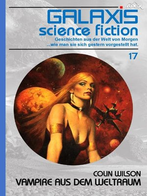 cover image of GALAXIS SCIENCE FICTION, Band 17