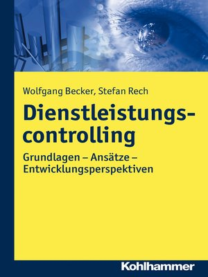cover image of Dienstleistungscontrolling