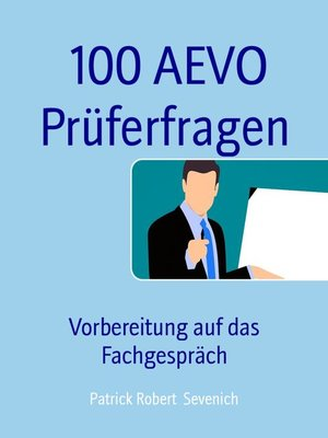 cover image of 100 AEVO Prüferfragen
