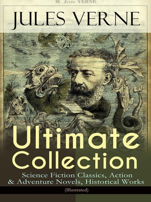 cover image of JULES VERNE Ultimate Collection