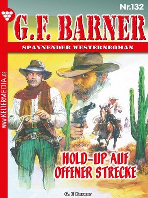 cover image of G.F. Barner 132 – Western