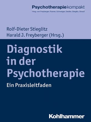 cover image of Diagnostik in der Psychotherapie