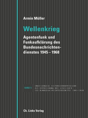 cover image of Wellenkrieg