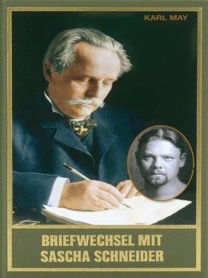cover image of Briefwechsel mit Sascha Schneider